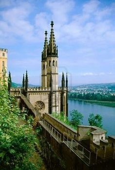 Koblenz, Germany is a beautiful. It's where the Moselle River meets the Rhine River. Many river cruises go each direction and I love each river. For FREE assistance with your river cruise contact us today! pete@rivercruiseguru.com Your certified River Cruise Specialist!