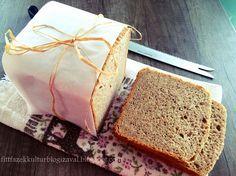Fitt fazék kultúrblog : Házi tönkölykenyér, kenyérsütő gépben.