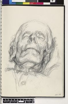 Maggi Hambling Drawing of the artist's dying father, Harry Hambling Drawing Activities, Art Therapy Activities, Maggi Hambling, Gcse Art Sketchbook, Book Drawing, A Level Art, Portrait Art, Portraits, Dinners For Kids