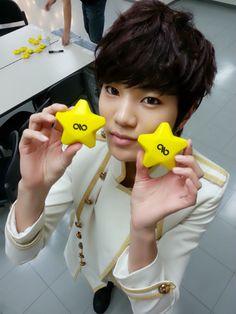 #Sungjong #INFINITE #cute
