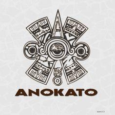 Anokato - Desert Rock Band - Logo Contest by Southdown Design