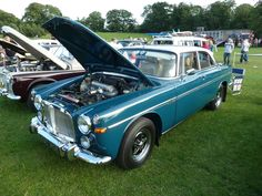 KBY 310K - 1971 Rover P5 3.5 V8 Coupe