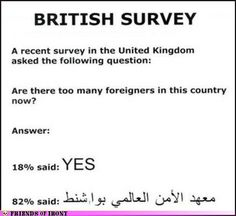 Foreigners in UK