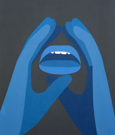 Call out by Geoff McFetridge