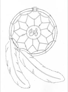 Pencil drawings of dreamcatchers and dream catcher drawing easy at Native American Drawing, Native American Paintings, Dream Catcher Native American, Dream Catcher Sketch, Dream Catcher Art, Dream Catcher Painting, Sun Catcher, Dream Catcher Patterns, Dream Catcher Mandala