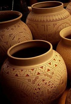 Marajoara pottery from the north of Brazil