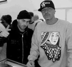 DJ Muggs and Alchemist Hip Hop Producers, Beats By Dre, Hip Hop Rap, Dream Guy, Alchemist, My Favorite Music, Back In The Day, Music Is Life, Music Artists