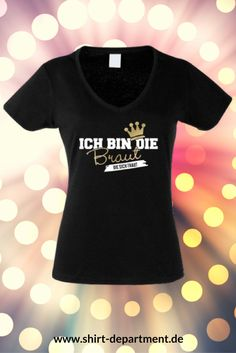 "32f16e635d50fb 75 anschauliche Bilder zu ""Junggesellinnenabschied - T-Shirts zum ..."