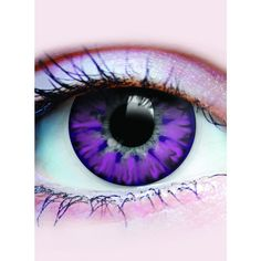 Primal Contacts - Enchanted Lilac Contact Lenses - Buy Online Australia Beserk