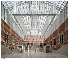 Cruz y Ortiz > New Rijksmuseum Museum - Amsterdam