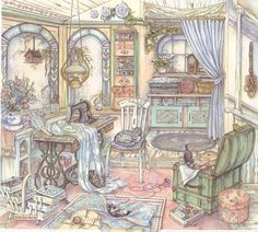 Kim Jacobs Sewing Room