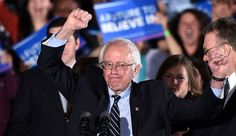 Supporting Bernie Sanders has become a shorthand for a progressive allegiance that is overwhelmingly popular among the younger generation.