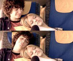 Gordo and Lizzie were so cute together