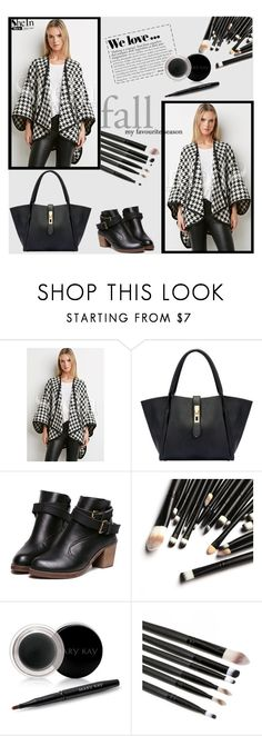 """1"" by mujkic-merima ❤ liked on Polyvore featuring Zara, Mary Kay, Sheinside, polyvoreeditorial, PolyvoreMostStylish and shein"