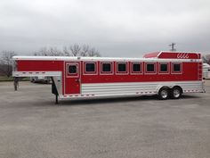 Be on the lookout for the 6666's new 4-Star Trailer on its way to Road To The Horse!! The 6666's ordered their third 4-Star from Wayne Hodges Trailer Sales. Thank you!!