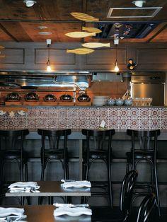 Tokyo Wine Restaurants : 【マル・デ・クリスチアノ/Mar de Cristiano】人気ポルトガル料理店の魚専門店