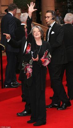BAFTA Downton Abbey Tribute 2015 | Dame Maggie Smith (The Dowager Countess)