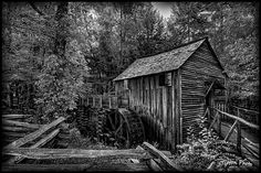 The Mill at Cades Cove