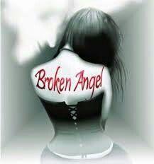Megtört angyal