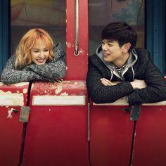Red Velvet's Wendy and Eric Nam Release 'Spring Love' | Koogle TV