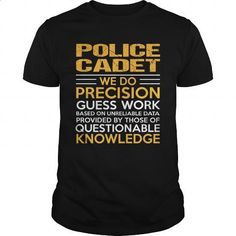 POLICE-CADET - #fathers gift #mens hoodie