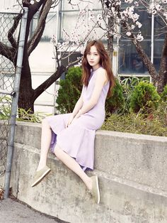 F(x) Krystal – Vogue Girl Magazine May Issue '15