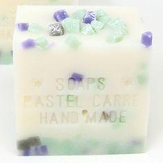 rain drops - 手作り石鹸の通販ネットショップ artist made soap PASTEL CARRE 無添加手作り石鹸の販売
