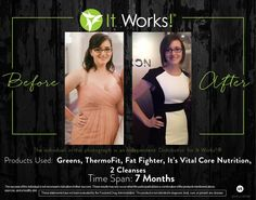 Lk at Jaime's results!  She is down 40 pounds!  I love seeing these results, giving me inspiration!  I'm ready to start, who is with me? #itworks #lovetowrap #gethealthy
