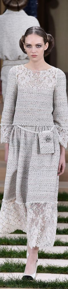Chanel Couture Spring 2016
