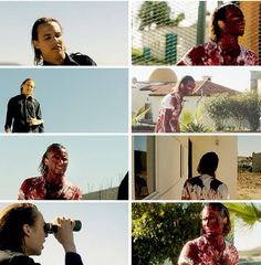 Nick GIF SET - Fangirl - Fear - The Walking Dead http://storetvshows.com/product-category/zombie-store/