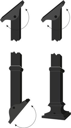 Stair Parts   Adjustable Staircase Balusters   NuStair | Adjustable  Balusters | Pinterest | Stairs, Staircases And Banisters