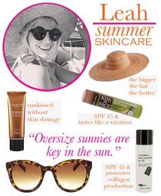 Summer Skin | Leah | A Fab Life