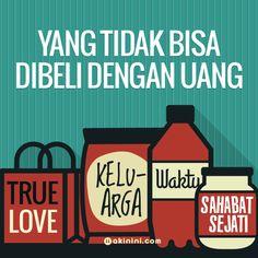 Quotes Indonesia Motivasi Hidup 29 Ideas For 2019 Quotes Sahabat, Happy Quotes, Words Quotes, Positive Quotes, Best Quotes, Motivational Quotes, Funny Quotes, Life Quotes, Qoutes
