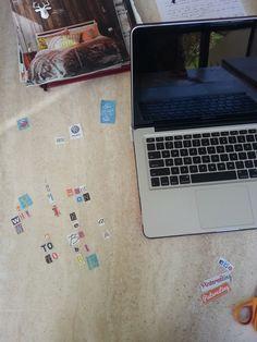 Reconceptualising and executing pin-board.