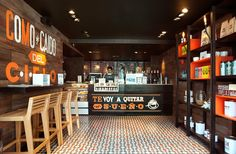 cool coffee shop designs | In Design Magz: COFFEE SHOP DESIGN IDEAS BY MEXICAN INTERIOR STYLE