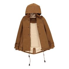 Sandison Hooded Parka-product