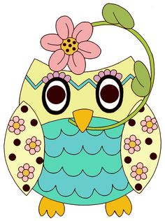 Colorful Owl! You can view or purchase this design for your digitizing or craft purposes on my website at http://missysartisticstitch.com