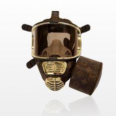 designer gas mask