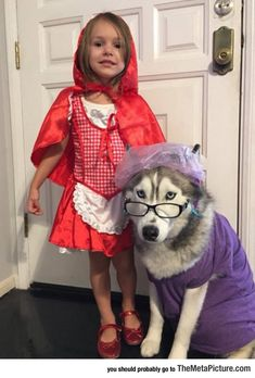 Early Contenders For Best Halloween Costume