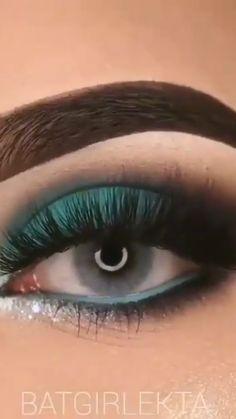 Smoke Eye Makeup, Eye Makeup Steps, Makeup Eye Looks, Beautiful Eye Makeup, Eye Makeup Art, Eyebrow Makeup, Skin Makeup, Eyeshadow Makeup, Eyeliner