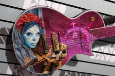 ESP Guitar NAMM 2014 #guitars #music #musicians