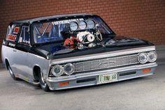 66 Chevelle Wagon