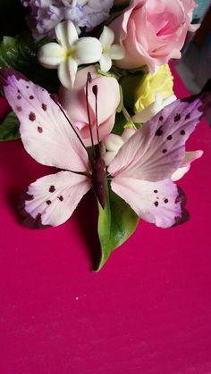 Gumpaste Butterfly