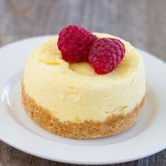 10 Minute Microwave Cheesecake Mug Cake - Kirbie's Cravings