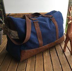 Hookahi sur Instagram: Round 3 de noël !! Le sac de voyage pour mon papa, modele du sac boston de @patrons_sacotin je le trouve trop classe, je suis fan et la…
