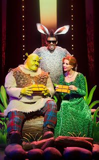 Shrek the Musical #review