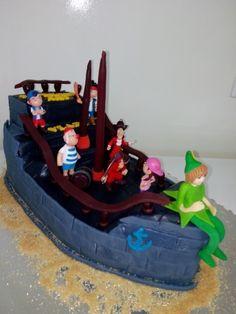 Tort Matelotii si Peter Pan