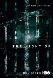 The Night Of - Season 1 The series examines the police investigation and legal proceedings surrounding a complicated New York murder case where a man wakes up to find a strange woman stabbed to death and is charged with her murder after a night of partying with her.