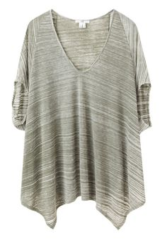 Oversize Tee by Helmut Lang