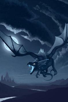 Moon Dragon Dragon Wallpaper Iphone 7
